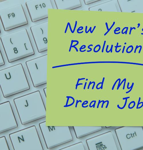 ny resolution find my dream job